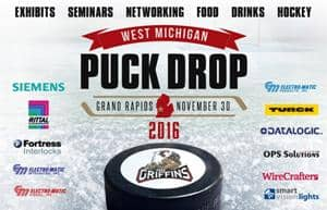 2016 West Michigan Puck Drop Event