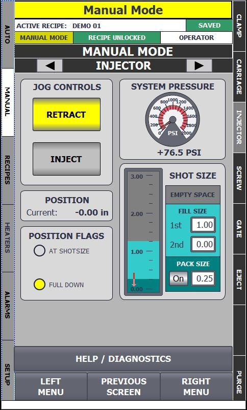 Manual Injector