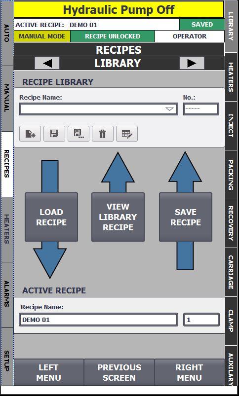 Recipe Library