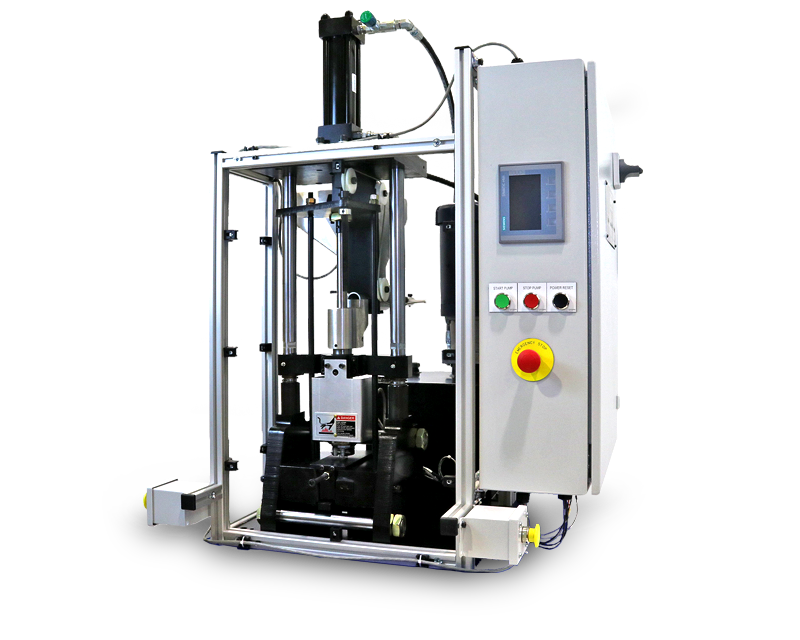 Benchtop Injection Molding Machines | Vertical Injection Molding