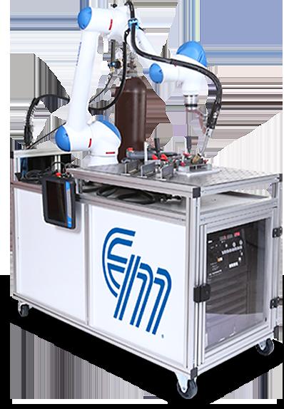 Mobile Robotic Weld Cart